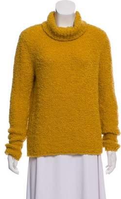Loro Piana Alpaca Bouclé Sweater