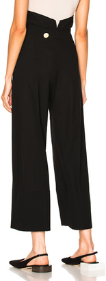 JACQUEMUS High Waisted Pant $996 thestylecure.com