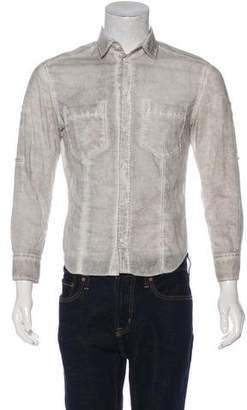 Dolce & Gabbana BRAD Woven Shirt