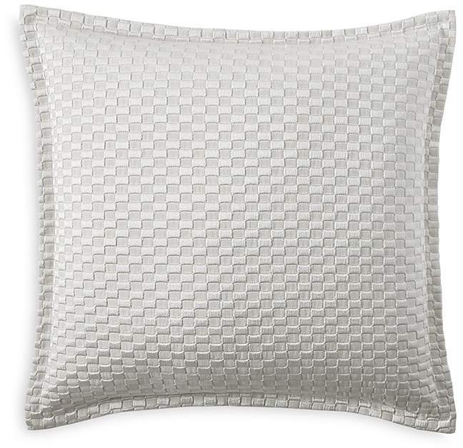 Hudson Park Collection Tessera Quilted Euro Sham - 100% Exclusive