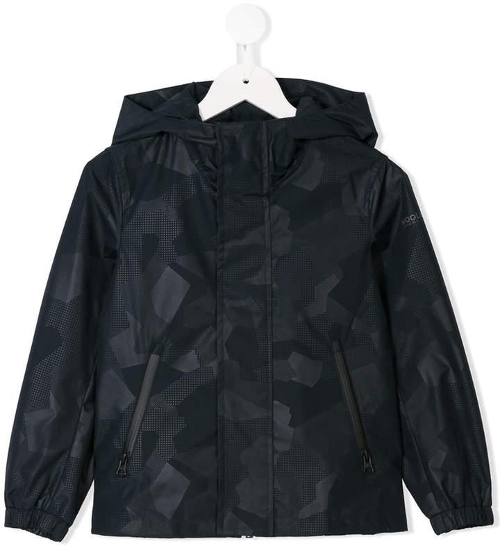 Woolrich Kids hooded jacket