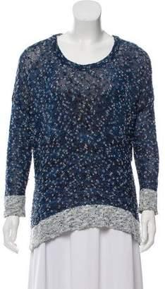 Rag & Bone Crochet Knit Sweater