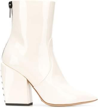 Petar Petrov Sarah heeled ankle boots