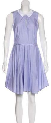 Boy By Band Of Outsiders Pleated A-Line Dress