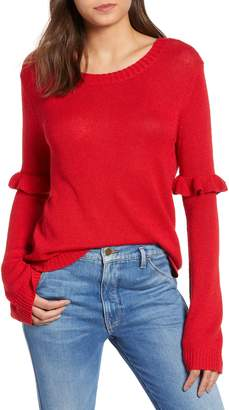 The Fifth Label Juno Ruffle Sweater
