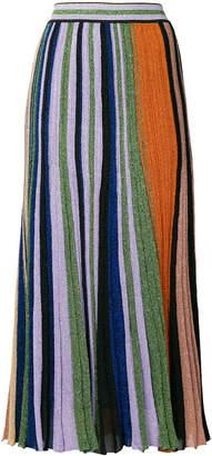 Missoni striped midi skirt