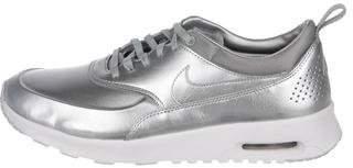Nike Metallic Leather Sneakers