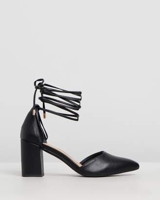 Spurr Leyton Block Heels
