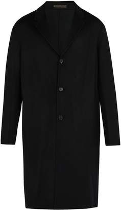 Acne Studios Chad wool and cashmere blend overcoat