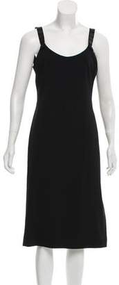 Maiyet Sleeveless Midi Dress