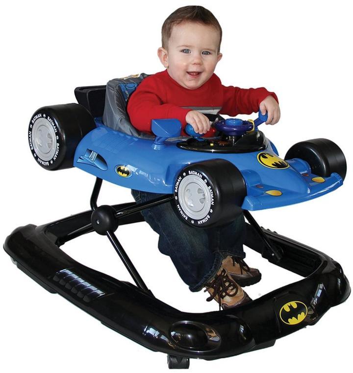 Batman Baby Walker Shopstyle Co Uk Kids