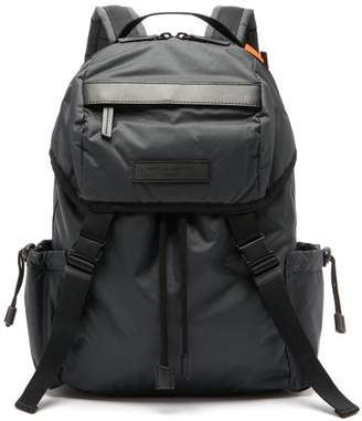 WANT Les Essentiels Rogue Mini Ripstop Backpack - Mens - Charcoal