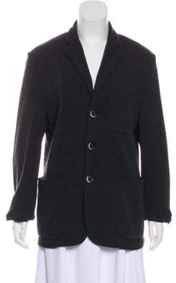 Barena Venezia Wool-Blend Short Coat