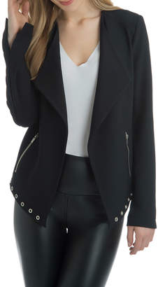 Lysse Blair Grommet Side Tie Jacket