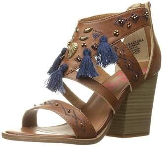 Jellypop Women's Essaouira Heeled Sandal