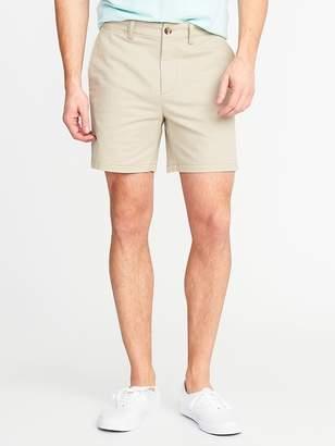 """Old Navy Slim Ultimate Built-In Flex Shorts for Men (6"""")"""