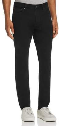 Michael Kors Parker Slim Fit Jeans in Black