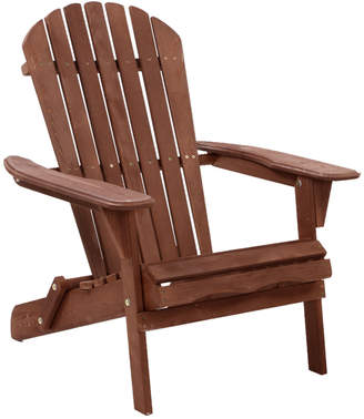 Adirondack Dwell Outdoor Brown Vito Outdoor Chair