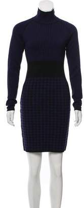 Stella McCartney Pattern Print Knee-Length Dress