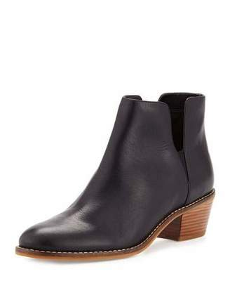 Cole Haan Abbot Grand.OS Leather Cutout Bootie, Black $200 thestylecure.com