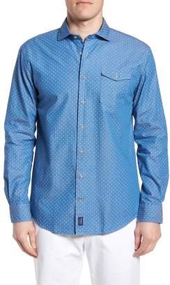 Johnnie-O Barclay Regular Fit Sport Shirt