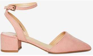 Dorothy Perkins Womens Wide Fit Rose 'Emelia' Court Shoes