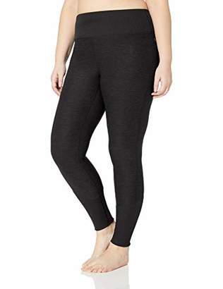"""Core 10 Women's Cozy Yoga High Waist Full-Length Legging - 28"""""""