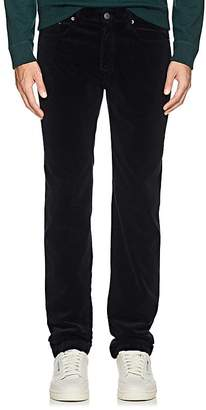 Massimo Alba Men's Cotton Velvet Trousers