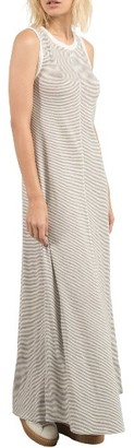 Women's Volcom She Shell Maxi Dress $45 thestylecure.com