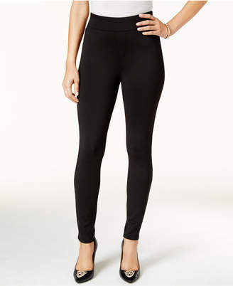 Thalia Sodi Zip-Cuff Skinny Pants, Created for Macy's