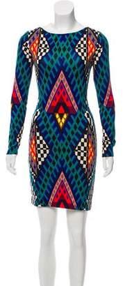 Mara Hoffman Printed Mini Dress w/ Tags