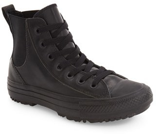 Women's Converse Chuck Taylor All Star Chelsee Translucent Water Repellent High Top Sneaker $79.95 thestylecure.com