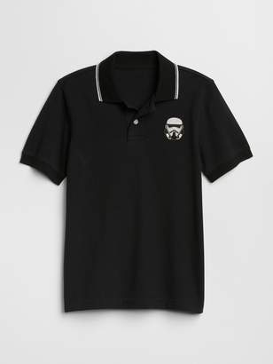 Gap GapKids   Star Wars Polo Shirt