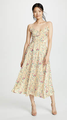 bd85cbe4 Jill Stuart Ruched Floral Dress
