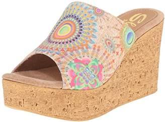 Sbicca Women's Starboard Wedge Sandal