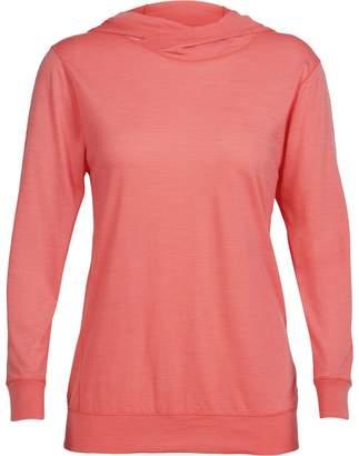 Icebreaker Mira Hooded Shirt - Women's