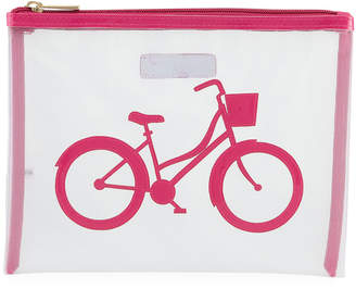 Lolo Bags Stanley Pink Bike Mesh Cosmetic Case