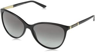 Versace Women's VE4260-GB1/11-58 Cat Eye Sunglasses