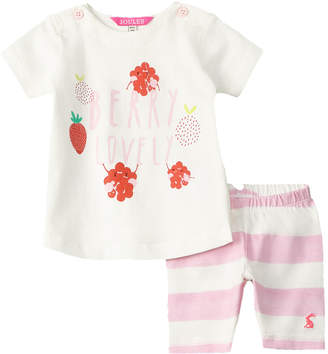 Joules 2Pc Short Set