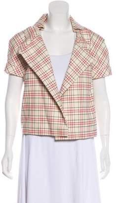 Derek Lam Virgin Wool-Blend Jacket