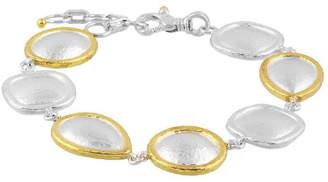 Gurhan Sterling/24k Spell Bracelet