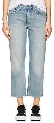 GRLFRND Women's Helena Crop Jeans