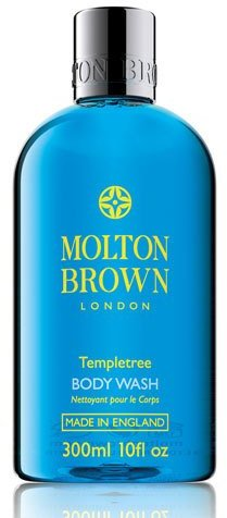 Molton Brown Templetree Body Wash, 10oz