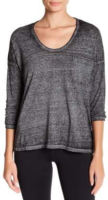 Threads 4 Thought Clementine Long Sleeve Burnout Tee