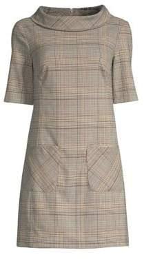 Trina Turk Maleko Mini Shift Dress