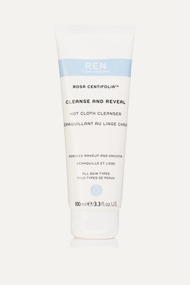 REN Clean Skincare - Rosa Centifolia - Cleanse & Reveal Hot Cloth Cleanser, 100ml