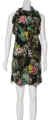 Etoile Isabel Marant Floral Mini Dress