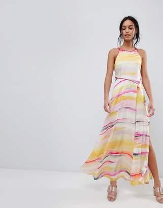 Coast Galesa Printed Maxi Dress