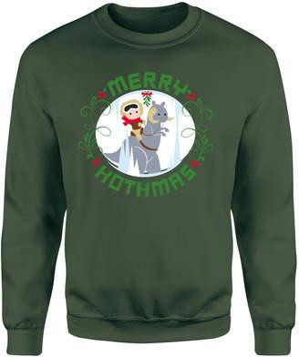 Star Wars Merry Hothmas Christmas Sweatshirt