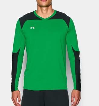 Under Armour Men's UA Threadborne Wall Goalkeeper Jersey